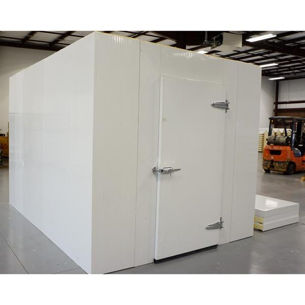 8' x 12' x 8'H (Nominal) Barr Walk-in Cooler