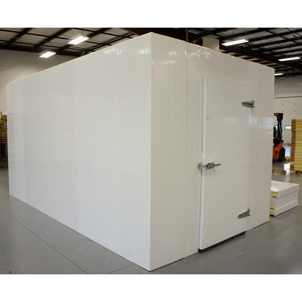 8' x 18' x 8'H (Nominal) Barr Walk-in Cooler