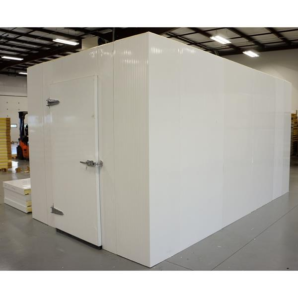 8' x 21' x 8'H (Nominal) Barr Walk-in Cooler