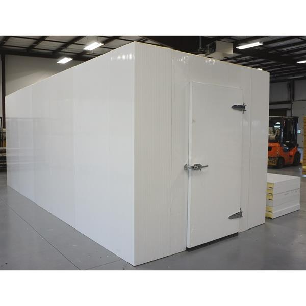 8' x 25' x 8'H (Nominal) Barr Walk-in Cooler