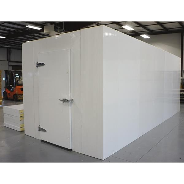 8' x 28' x 8'H (Nominal) Barr Walk-in Cooler