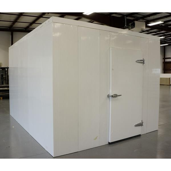 10' x 13' x 8'H (Nominal) Barr Walk-in Cooler