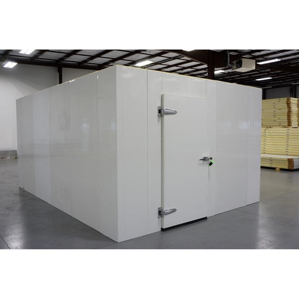 10' x 20' x 8'H (Nominal) Barr Walk-in Cooler