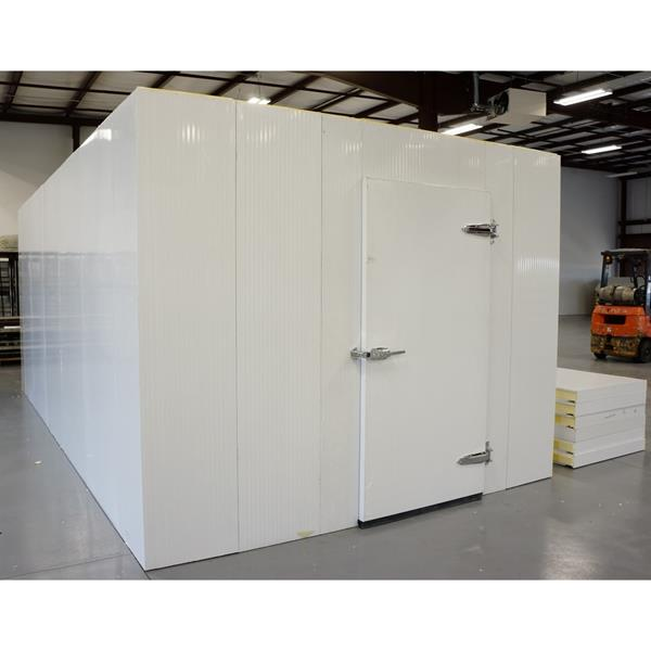10' x 23' x 8'H (Nominal) Barr Walk-in Cooler