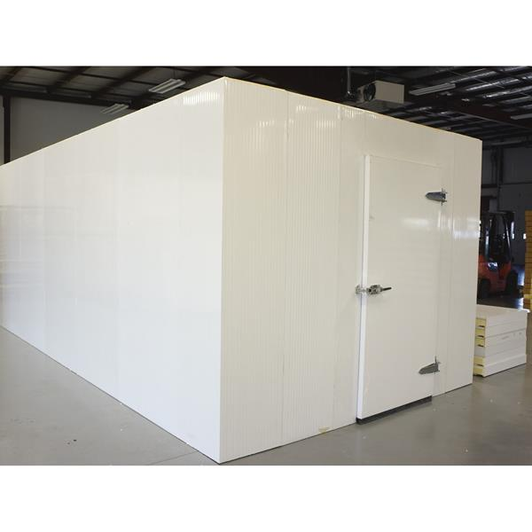 10' x 26' x 8'H (Nominal) Barr Walk-in Cooler