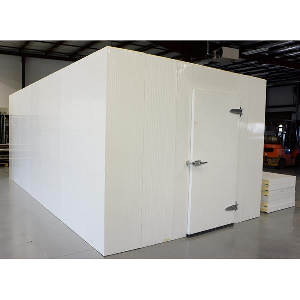 10' x 30' x 8'H (Nominal) Barr Walk-in Cooler