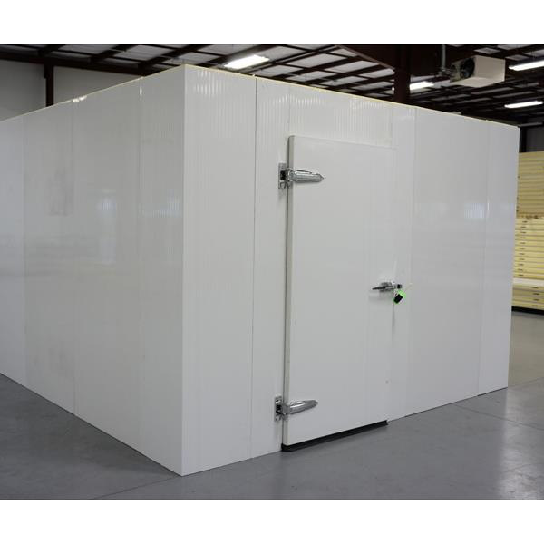12' x 13' x 8'H (Nominal) Barr Walk-in Cooler