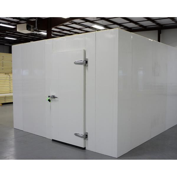10' x 12' x 8'H (Nominal) Barr Walk-in Cooler