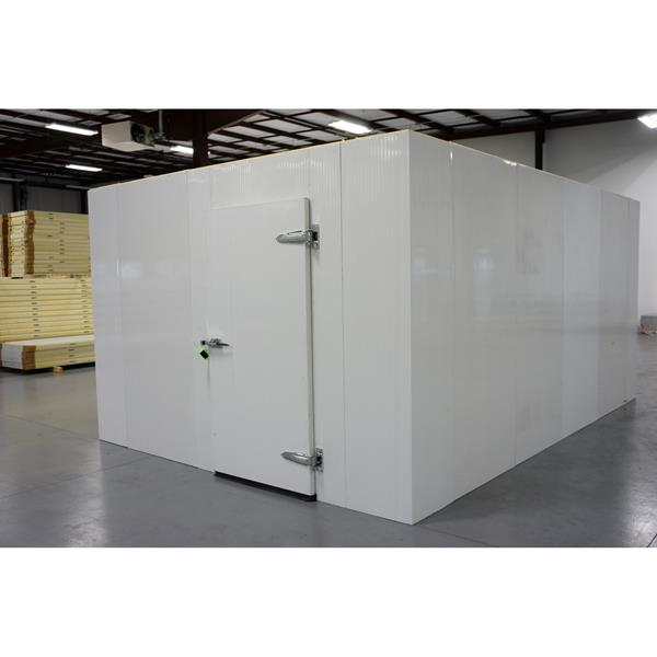 12' x 26' x 8'H (Nominal) Barr Walk-in Cooler