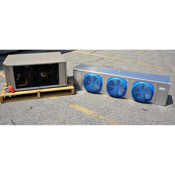 1.5 HP Chandler - Krack Medium Temp System