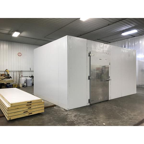 "12'6"" x 19'1"" x 10'2""H Kysor Walk-in Cooler or Freezer"