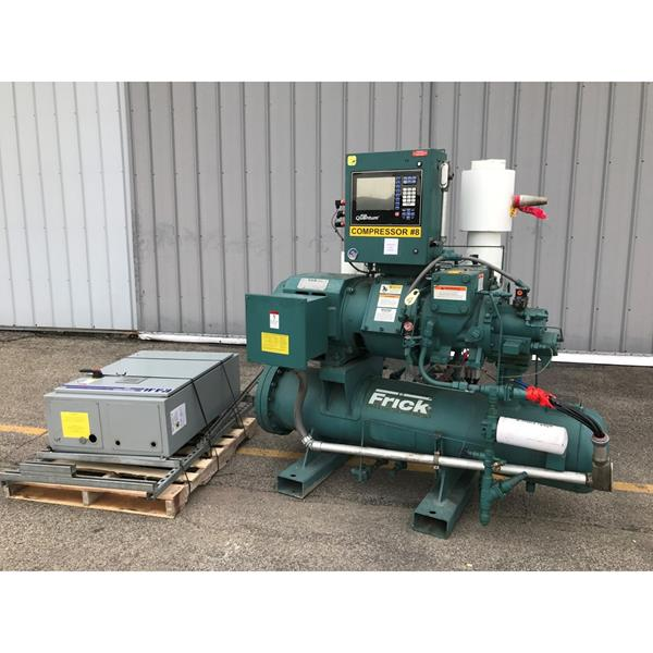 Frick Screw Compressor Package (#4)
