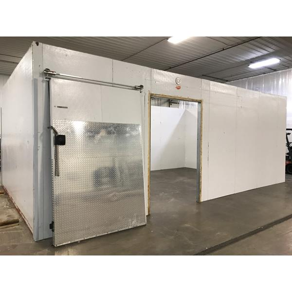 "16' x 27' x 10'2""H Kysor Walk-in Cooler or Freezer"