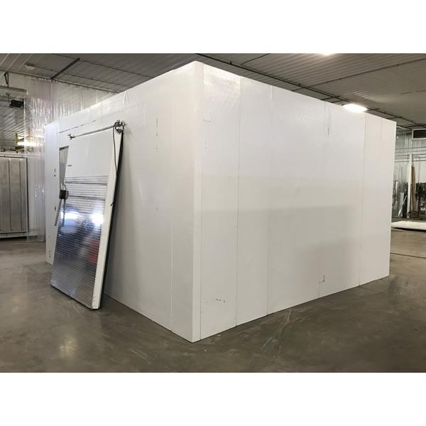 "16' x 17'5"" x 10'2""H Kysor Walk-in Cooler or Freezer"