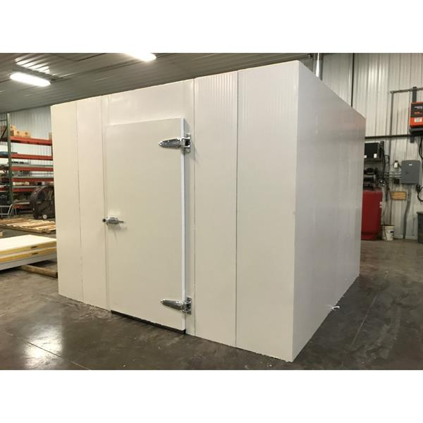 Used 10x10 Walk In Cooler Walk In Cooler Box For Sale