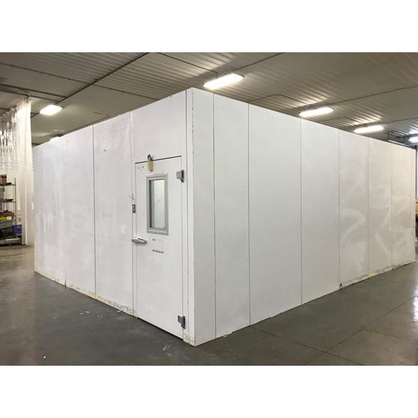 "17'6"" x 23'1"" x 10'2""H Kolpak Walk-in Cooler or Freezer"