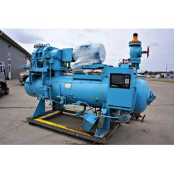 250HP Frick Screw Compressor for sale.