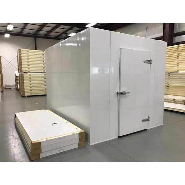 8' x 10' x 8'H (Nominal) Barr Walk-in Cooler