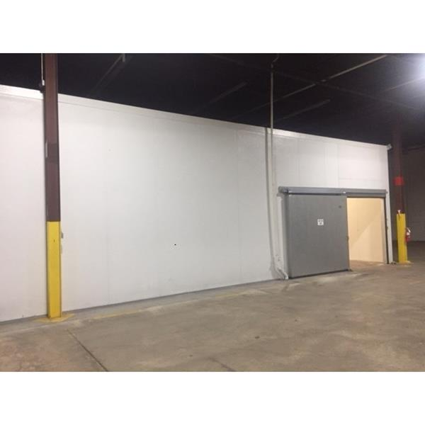 "78' x 78' x 14'6""H Crown-Tonka Drive-in Cooler or Freezer"