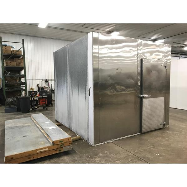 "8'9"" x 9' x 8'6""H Kysor-Needham Walk-in Cooler or Freezer"