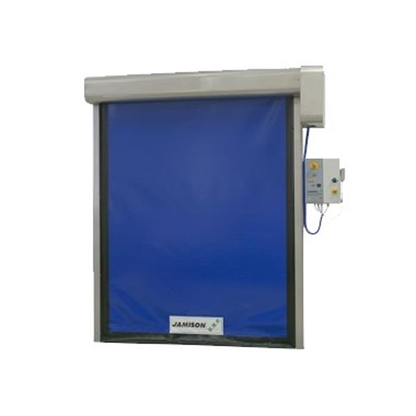 6' x 8' Jamison High-Speed Roll-Up Door (#200)