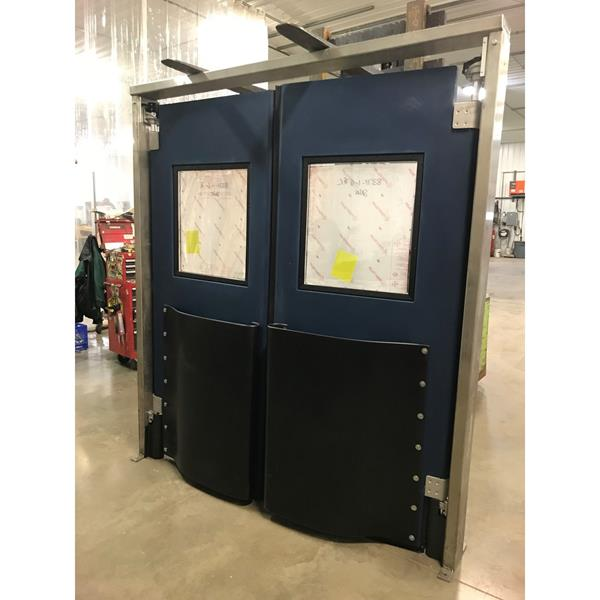 6' x 7' Chase High-Traffic / Impact Door (F)
