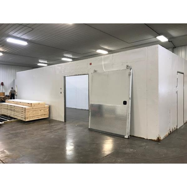 "12' x 32' x 9'4""H Kysor Walk-in Cooler"