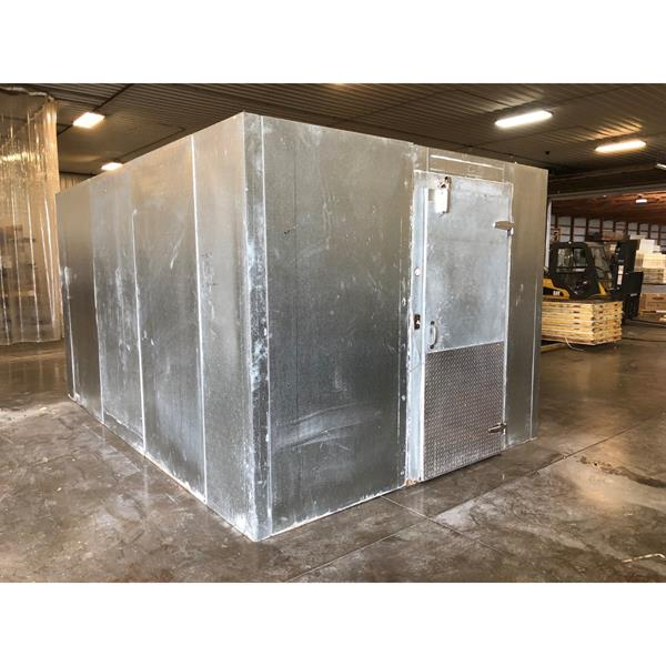 "10' x 15' x 8'4""H National Walk-in Cooler"