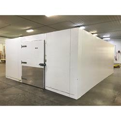 new used walk in coolers walk in refrigerators barr commercial rh barrinc com Small Walk-In Coolers Walk-In Cooler Refrigeration Unit