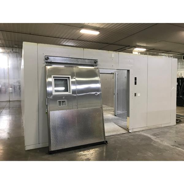 "17'3"" x 29'3"" x 8'6""H Kolpak Walk-in Freezer with Floor"