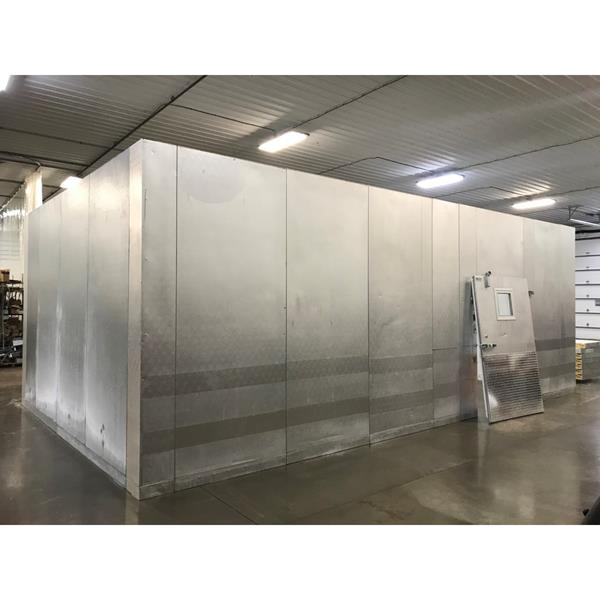 "16' x 25'11"" x 10'H ThermaKool Walk-in Cooler"