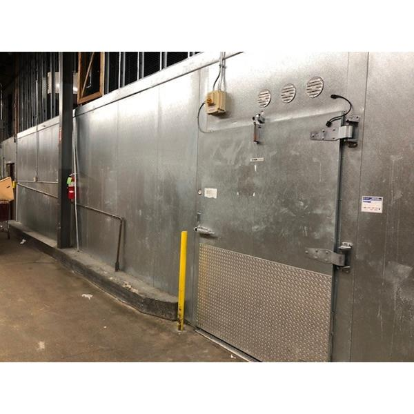 "22' x 41'11"" x 10'H Kysor Walk-in Cooler or Freezer"