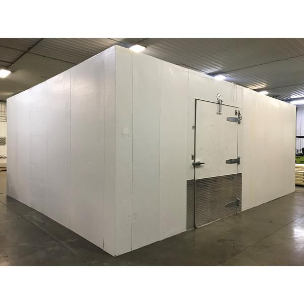 "19'7"" x 25' x 10'2""H Hussmann Walk-in Cooler or Freezer"