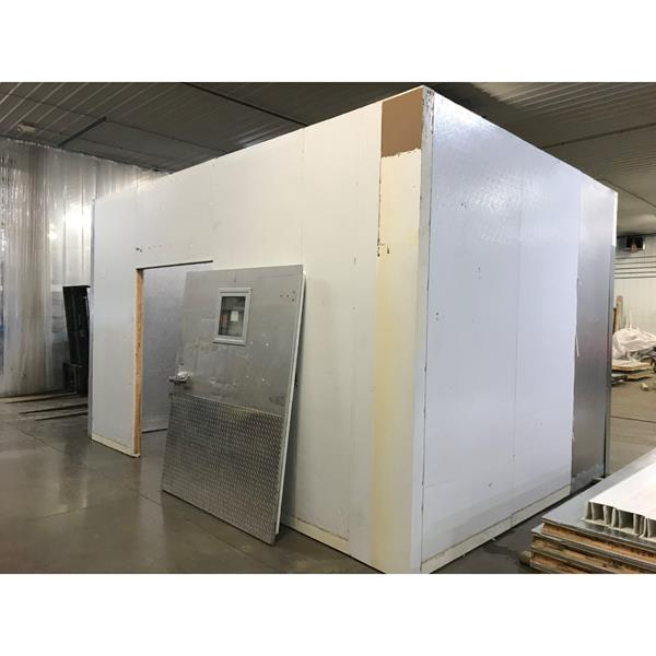 "11'10"" x 16'7"" x 10'2""H Kysor Walk-in Cooler"