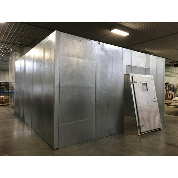 "18' x 19' x 10'5""H Crown-Tonka Walk-in Cooler"