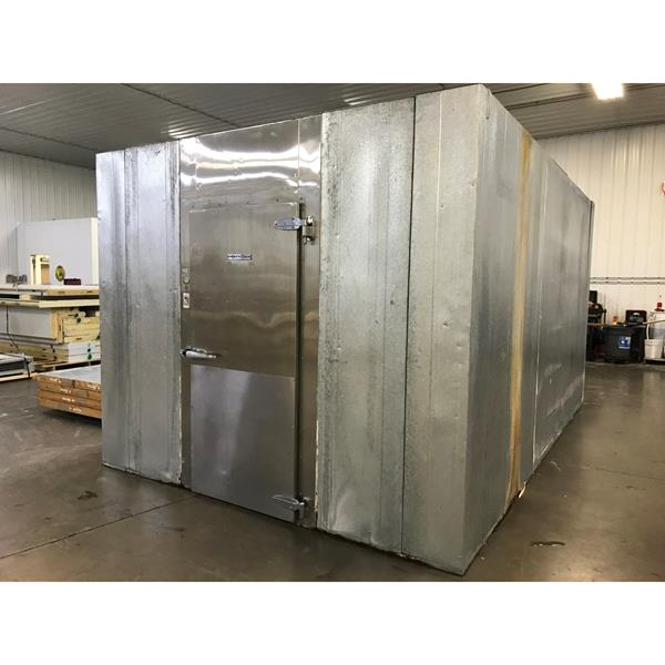 "10' x 16' x 8'6""H Kysor-Needham Walk-in Cooler or Freezer"
