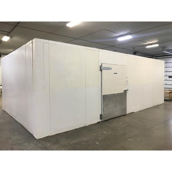 "15' x 25'1"" x 8'6""H Kysor-Needham Walk-in Cooler or Freezer"