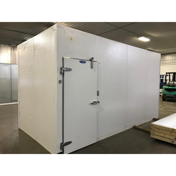 "8' x 15'8"" x 9'H Crown-Tonka Walk-in Cooler or Freezer"