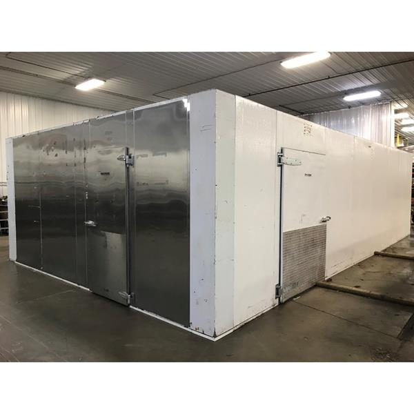 "18' x 31' x 8'6""H Kysor-Needham Walk-In Cooler or Freezer"