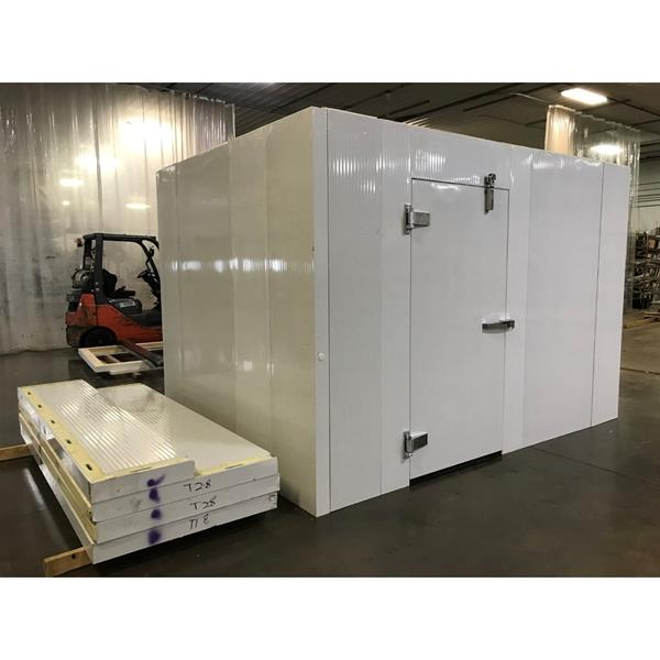 "8'3"" x 11'6"" x 8'H Walk-in Cooler"