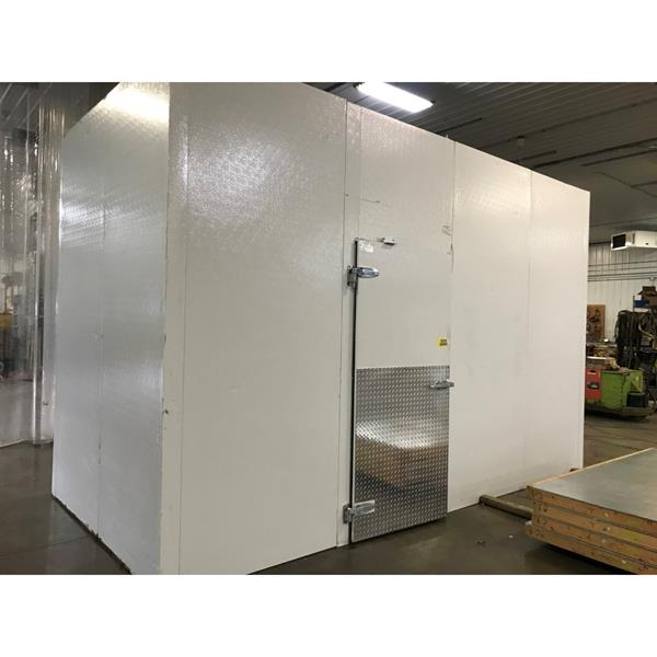 "7'6"" x 16' x 10'6""H National Coolers Walk-in Cooler or Freezer"