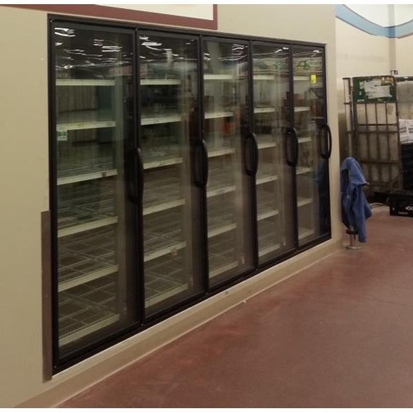 30x 73 Glass Display Cooler Doors Barr Commercial Refrigeration