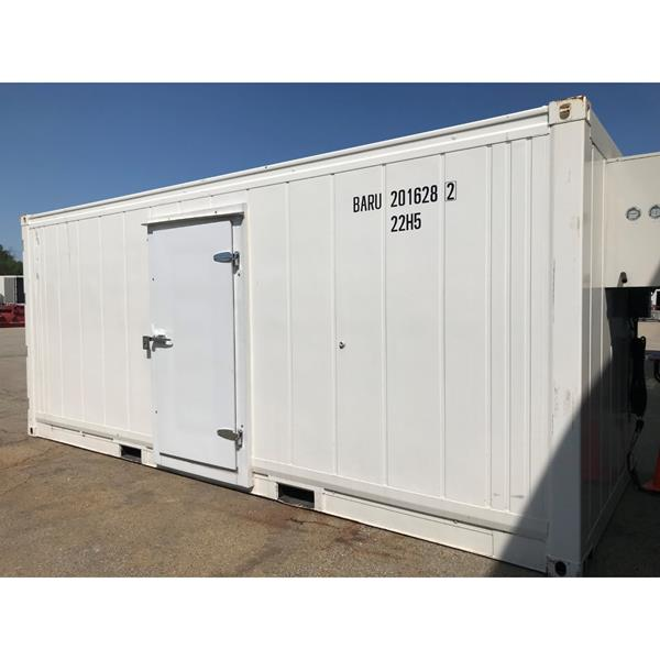 20' Refrigerated Container (Cooler #28)