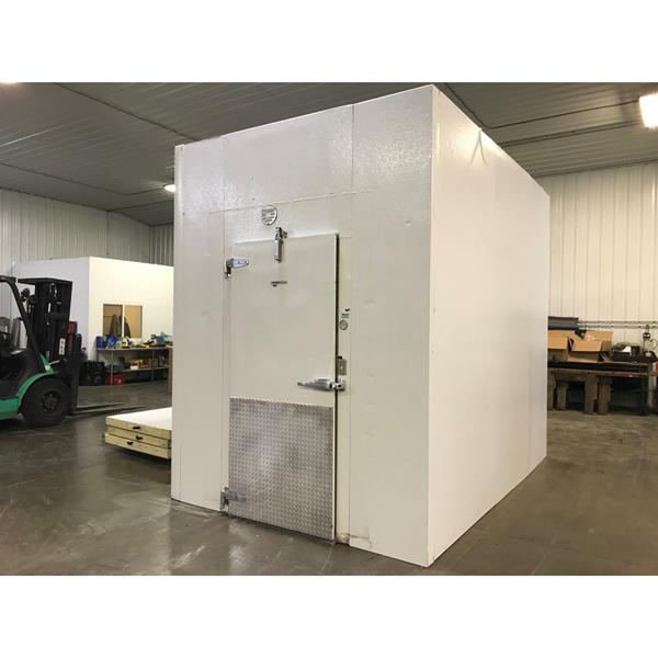 "7'9"" x 11'7"" x 10'4""H KYSOR Walk-in Cooler or Freezer"