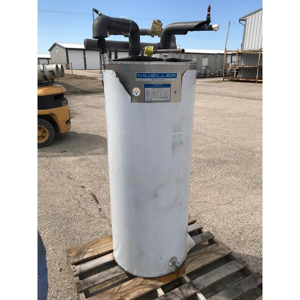 Used Fre-Heater Model D Heat Recovery System (#3)