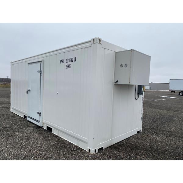 20' Refrigerated Container (Freezer #52)