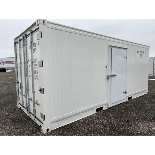 20' Refrigerated Container (Cooler #21)