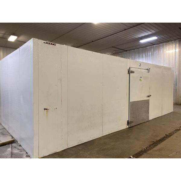 "19'3"" x 25'1"" x 8'6""H KYSOR Walk-in Cooler or Freezer"