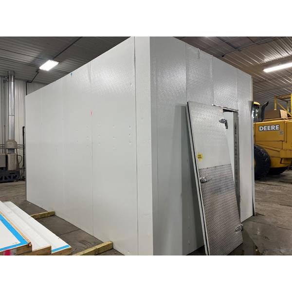 "10'3"" x 17' x 10'1""H KPS Walk-in Cooler or Freezer"