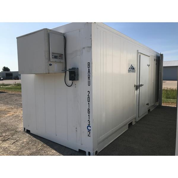 20' Refrigerated Container (Cooler #13)